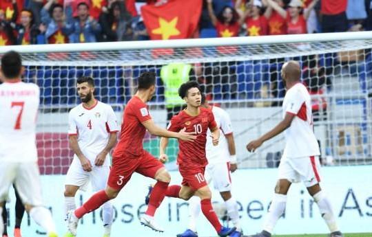 Thua Việt Nam ở trận knock-out, tuyển Jordan còn bị phạt hơn 210 triệu đồng