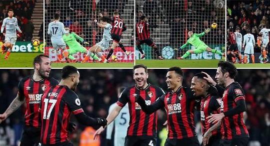 Higuain ra mắt đầy ác mộng tại Premier League, Man Utd hưởng lợi