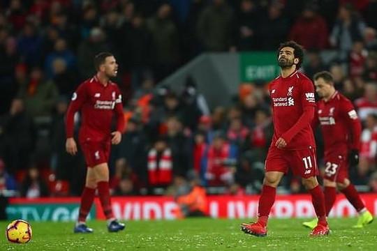 Liverpool hụt chân, mang cơ hội cho Man City, Tottenham