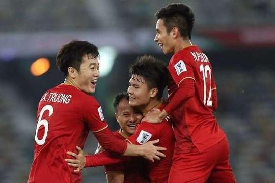 Việt Nam vượt qua hạng 100, Qatar nhảy vọt trên BXH FIFA sau Asian Cup 2019