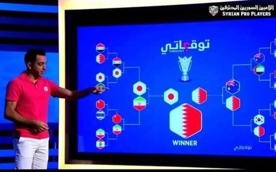 Đoán sai tuyển Việt Nam ở Asian Cup 2019, Xavi được HLV Qatar cảm ơn sau khi vô địch