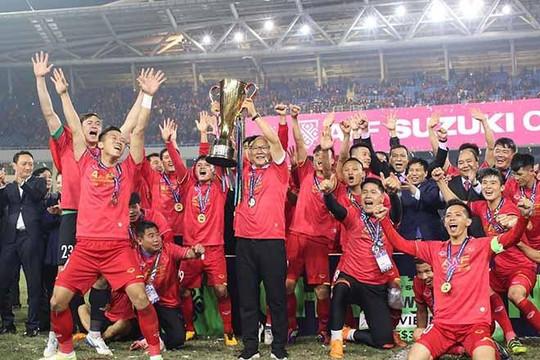 Nhìn lại năm 2018 nhiều niềm vui của bóng đá Việt Nam