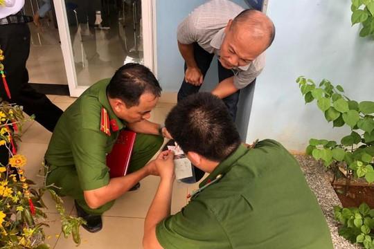 Cướp trạm thu phí TPHCM - Long Thành - Dầu Giây: Lộ nghi can cướp hơn 2 tỷ đồng