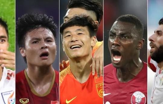 Siêu phẩm sút phạt của Quang Hải đoạt giải 'Bàn thắng đẹp nhất Asian Cup 2019'
