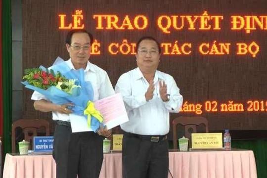 Bí thư Thành ủy kiêm chức Chủ tịch UBND TP.Sóc Trăng