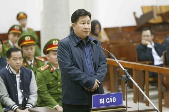Nguyên Thứ trưởng Bộ Công an Bùi Văn Thành kháng cáo xin hưởng án treo