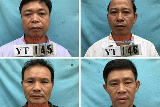 Bắt quả tang 3 cán bộ ở Nghệ An, Hà Tĩnh đánh bạc