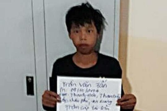 An Giang: Siêu trộm 15 tuổi gây náo loạn vùng quê