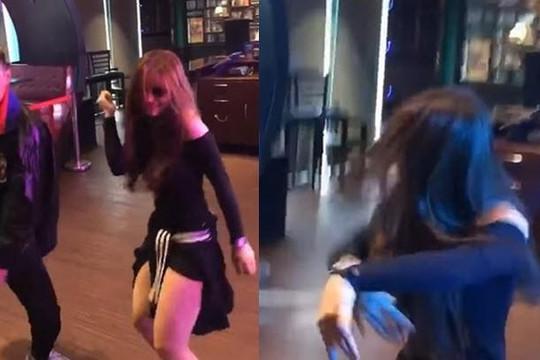 Bạn gái bị chửi sấp mặt vì múa quạt như Khá Bảnh, Quang Hải phản ứng bất ngờ