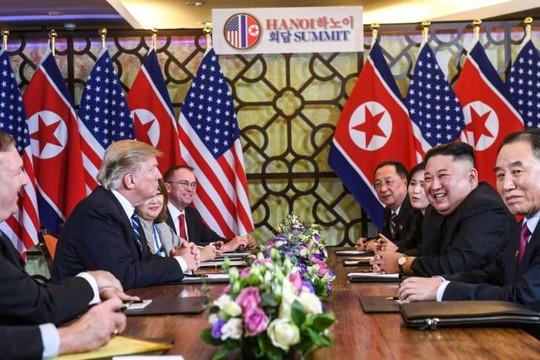 Tổng thống Mỹ ca ngợi câu trả lời của ông Kim Jong-un là 'hay nhất mà bạn từng nghe'