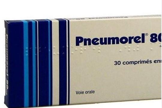 TP.HCM: Cấm lưu hành thuốc ho Pneumoel
