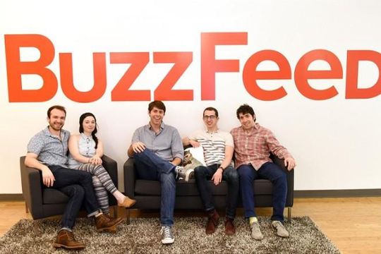 Quyền lực mới - Bài 3: Phía sau thông điệp của BuzzFeed