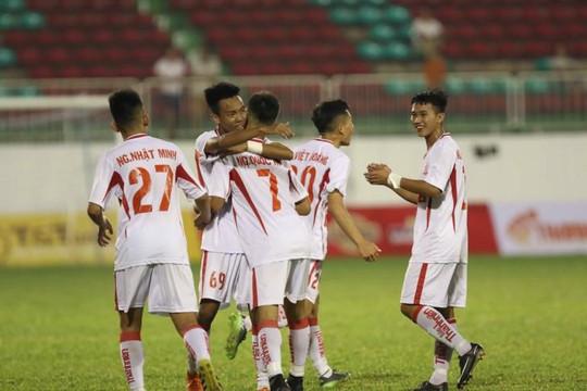 Khai mạc VCK U.19 quốc gia: Hấp dẫn từ trận đấu mở màn