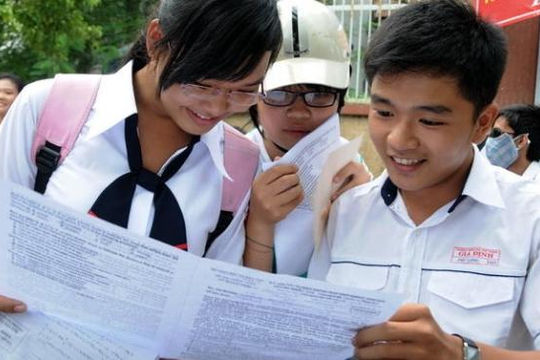 Hà Nội: Lịch sử là môn thi thứ 4 trong kỳ tuyển sinh vào lớp 10