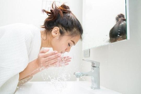 Nàng đã biết rửa mặt đúng cách?