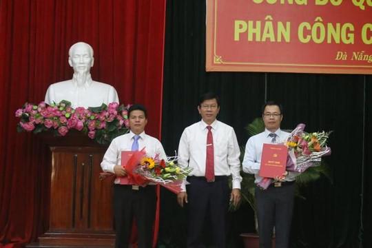 Đà Nẵng điều động giám đốc Sở Xây dựng về làm Bí thư quận Liên Chiểu