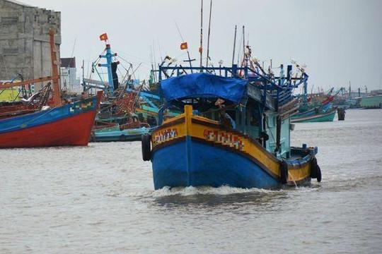 Khẩn trương tìm kiếm thuyền viên mất tích trên vùng biển Cà Mau
