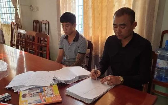 Kiên Giang: Phê ma túy, bị phát hiện thêm cho vay nặng lãi