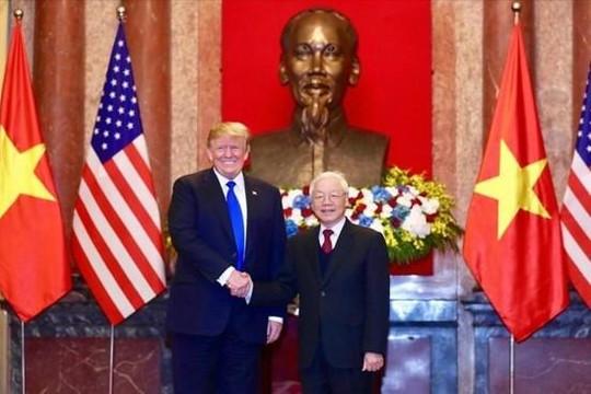 Mỹ đang rất tích cực chuẩn bị cho chuyến thăm của Tổng bí thư, Chủ tịch nước Nguyễn Phú Trọng