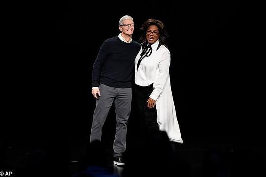 Apple tuyên chiến với Netflix bằng kênh xem phim trực tuyến hoàn toàn mới