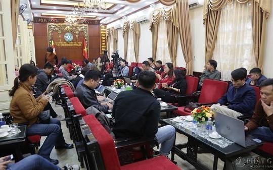 Giáo hội Phật giáo họp kín vụ việc liên quan tới chùa Ba Vàng
