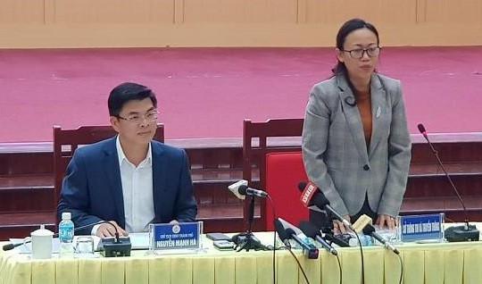 Chủ tịch TP.Uông Bí phủ nhận chuyện quan chức đầu tư tiền tỉ vào chùa Ba Vàng