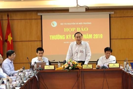 Bộ TN&MT nói về việc bổ nhiệm em trai Bộ trưởng Trần Hồng Hà