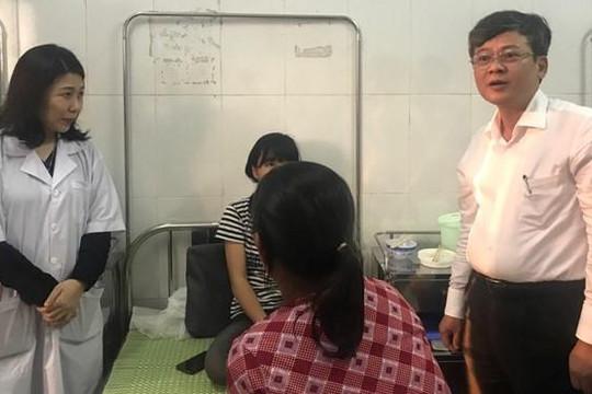 Bộ trưởng Phùng Xuân Nhạ về Hưng Yên làm việc vụ học sinh bị bạn đánh
