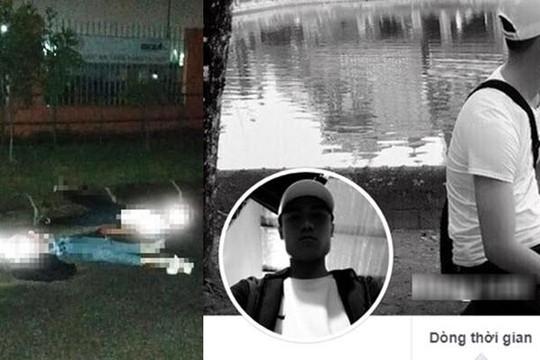 Kẻ giết bạn gái rồi uống thuốc diệt cỏ tự tử: Thờ Phật, để avatar như sát thủ trên Facebook