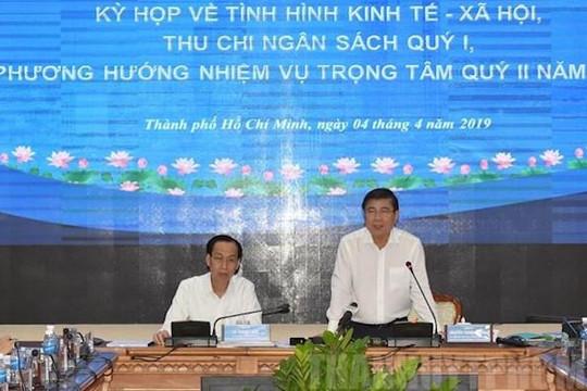 TP.HCM: Có thể bầu 2 Phó chủ tịch UBND tại kỳ họp HĐND bất thường ngày 8.4