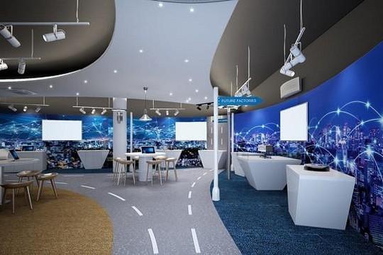 10.4 khai trương IoT Innovation Hub tại Hòa Lạc