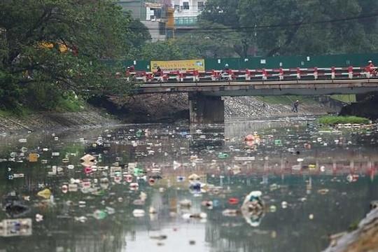 Nhật Bản tài trợ công nghệ hiện đại làm sạch sông Tô Lịch và hồ Tây