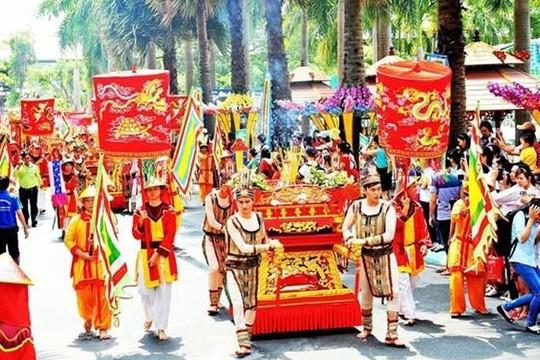 Nhiều địa điểm lễ hội Giỗ tổ Hùng Vương 2019 sẵn sàng chờ du khách