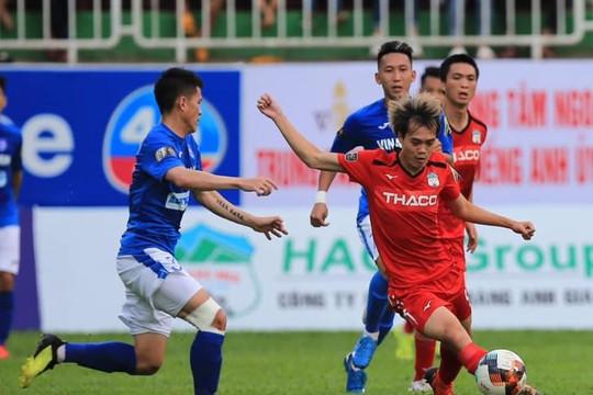 Công Phượng 'tịt ngòi' ở Incheon,  Văn Toàn dẫn đầu Vua phá lưới V.League