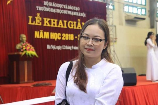 Thủ khoa ĐH Sư phạm Hà Nội tự xin thôi học do vướng gian lận điểm thi