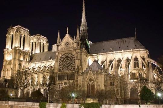 Những điều ít người biết về nhà thờ Đức Bà Paris