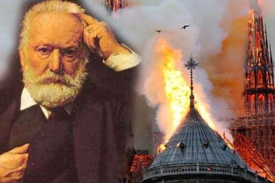 Đại văn hào Victor Hugo từng 'hồi sinh'  nhà thờ Đức Bà Paris như thế nào?