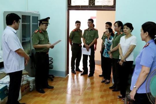 Bộ Công an lý giải việc người thân lãnh đạo tỉnh được nâng điểm