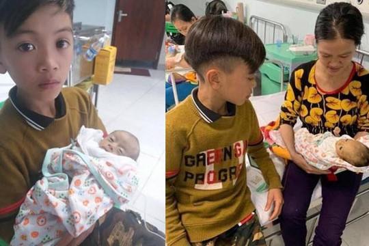 'Triệu người sẽ không quên Vì Văn Lực, em của cậu bé đạp xe từ Sơn La về Hà Nội'