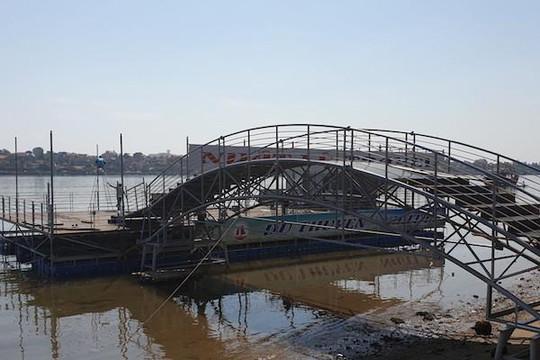 Quảng Bình: Bến du thuyền hoạt động trái phép trên sông Nhật Lệ