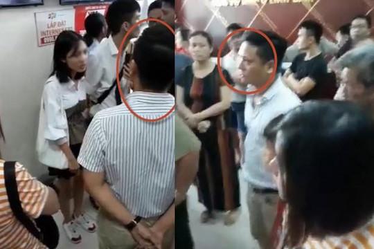 Sờ đùi vợ diễn viên nổi tiếng YouTube ở chung cư HH1C Linh Đàm, gã trai bị phạt 200 ngàn?