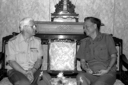 Đại tướng Lê Đức Anh với cuộc kháng chiến chống Mỹ