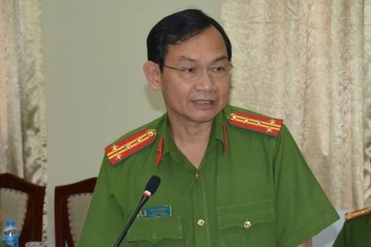 Công bố quyết định bổ nhiệm chức danh Thủ trưởng Cơ quan CSĐT Công an TP.HCM