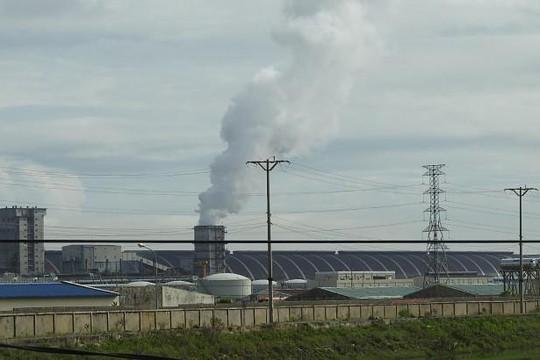 Thái Nguyên hứng chất thải nguy hại của Formosa