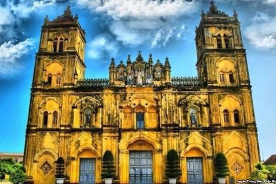 Tạm hoãn việc hạ giải Nhà thờ Chính tòa Bùi Chu