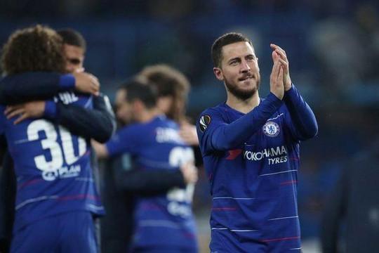 Hazard ra mắt Real Madrid với giá 100 triệu euro sau chung kết Europa League