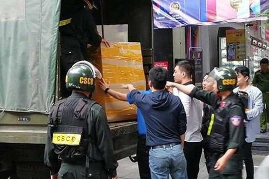Khởi tố, bắt tạm giam TGĐ Công ty Nhật Cường và đồng phạm về tội buôn lậu