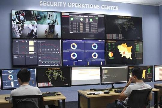 Trung tâm điều hành an ninh mạng đầu tiên đặt tại tỉnh Thái Bình