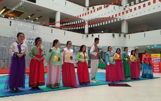 Ngày hội Văn hóa Hàn Quốc tại Cần Thơ
