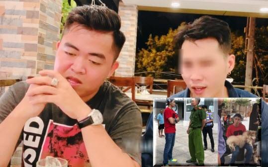 Gã Việt kiều vì chó sửng cồ với chú bảo vệ: 'Vợ tôi bị 3 người cầm dao dọa chém'